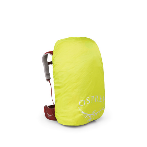 Osprey Hi-Visibililty Rain Cover - S - Electric Lime