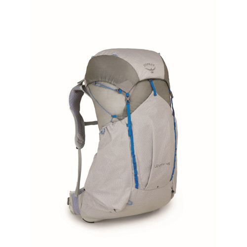 Osprey Levity 45 Ultralight Backpack - Men's - Parallax Silver