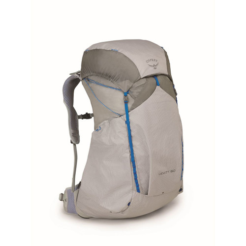 Osprey Levity 60 Ultralight Backpack - Men's - Parallax Silver