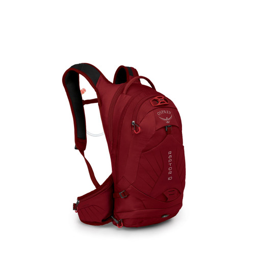 Osprey Raptor 10 Hydration Backpack - Men's - Wildfire Red