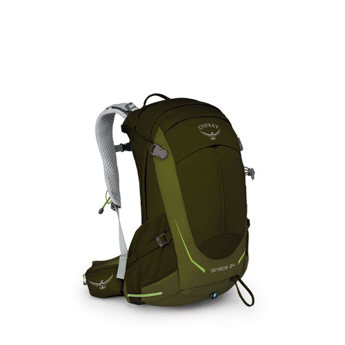 Osprey Stratos 24 Backpack - Men's - One Size - Gator Green