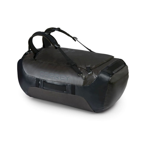 Osprey Transporter 130L Expedition Duffel - Black