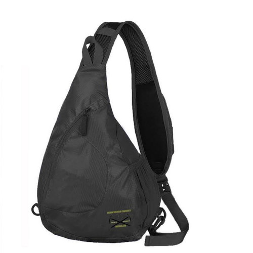 OMCGEAR Sling Pack - One Size - Black