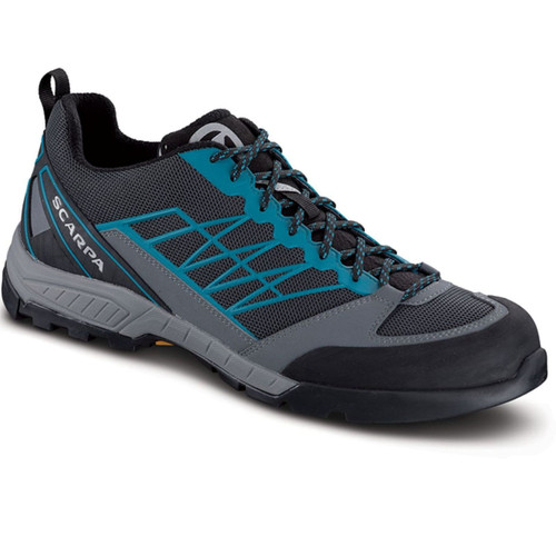 Scarpa Epic Lite Hiking Shoe - Men's - Dark Grey/Ocean