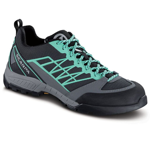 Scarpa Epic Lite Hiking Shoe - Women's - Dark Grey/Jade