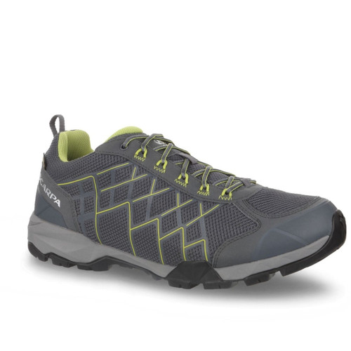Scarpa Hydrogen GTX Hiking Shoe - Men's - Iron Grey/Greenleaf