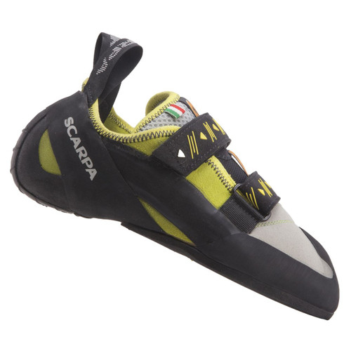 Scarpa Vapor V Rock Climbing Shoe - Men's - Lime