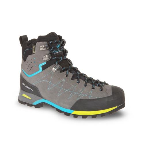 Scarpa Zodiac Plus GTX Hiking Boots - Women's - Shark/Maldive
