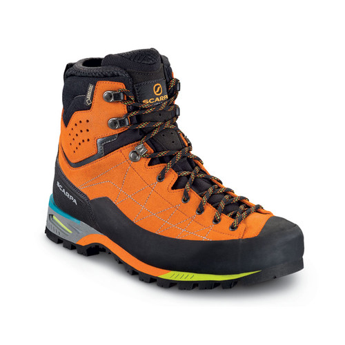 Scarpa Zodiac Tech GTX Mountaineering Boots - Men's - Tonic