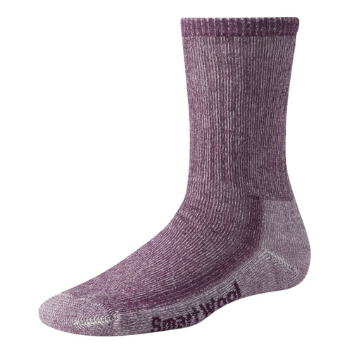 SmartWool Hiking Medium Crew Sock - Women's - Dark Cassis