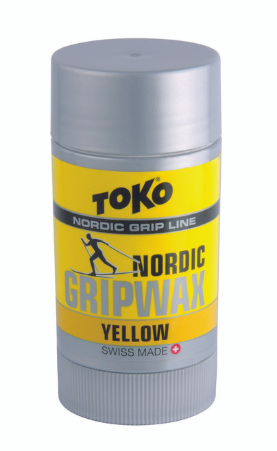 Toko Nordic Grip Wax - Yellow
