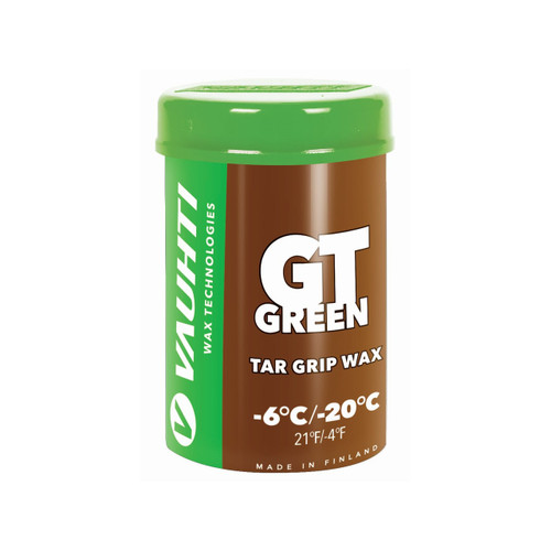Vauhti GT Green Tar Grip Wax