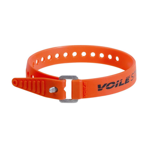 Voile 15in Strap w/ Aluminum Buckle - 15in - Orange