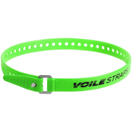 Voile 25in Strap w/ Aluminum Buckle - 25in - Green