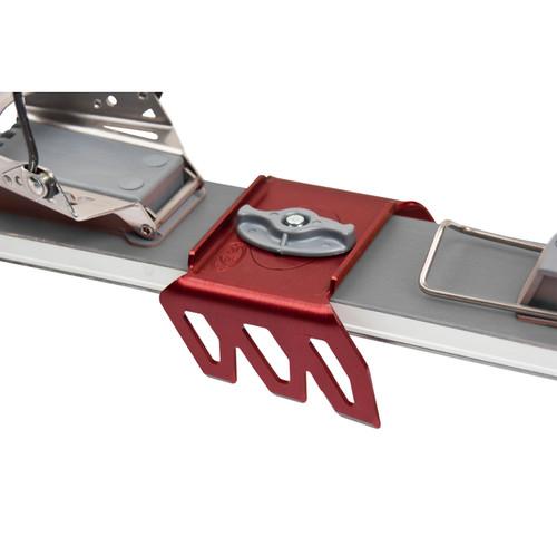 Voile Ski Crampon attached to ski