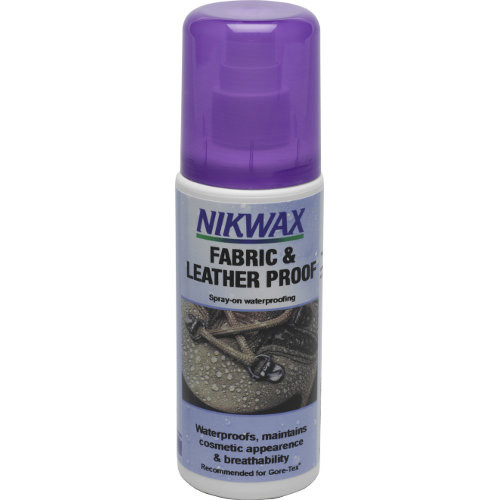 Nikwax Fabric & Leather Proof Spray-On 125ml