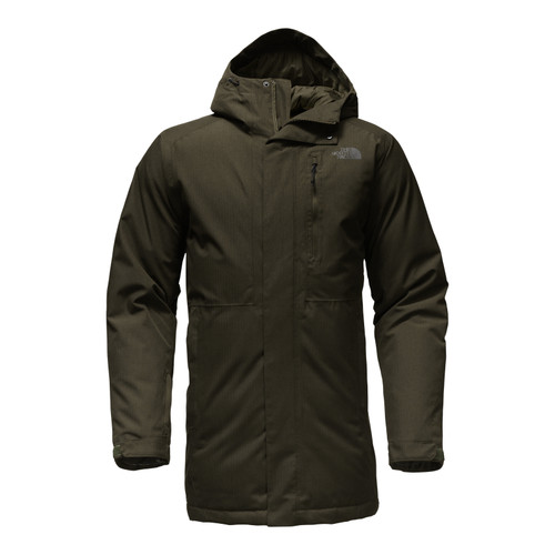 The North Face Mount Elbert Parka - Men's - L - Rosin Green Heather