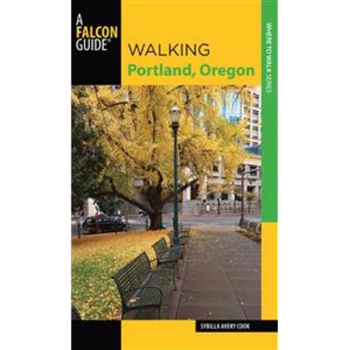 Falcon Guide Portland Walking Guide