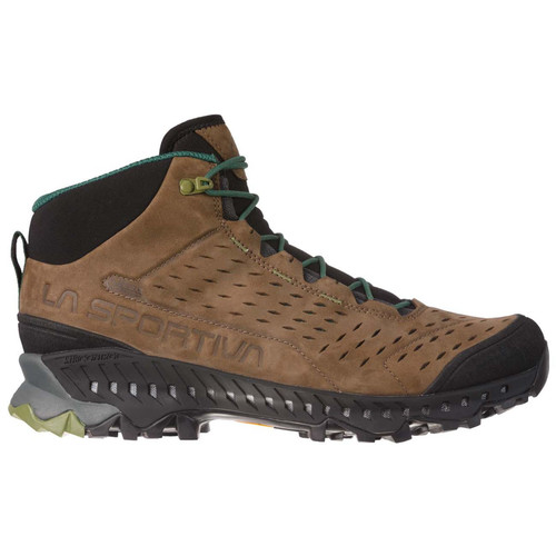 La Sportiva Pyramid GTX Hiking Boot - Men's - Mocha/Forest