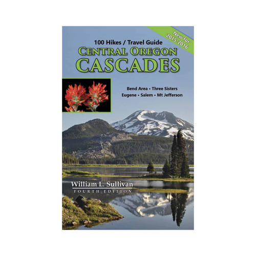 100 Hikes/Travel Guide Central Oregon Cascades