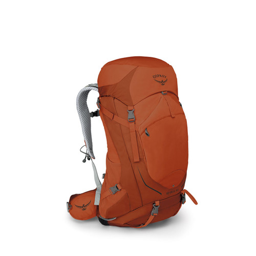 Osprey Stratos 50 Backpack - Men's - Sungrazer Orange