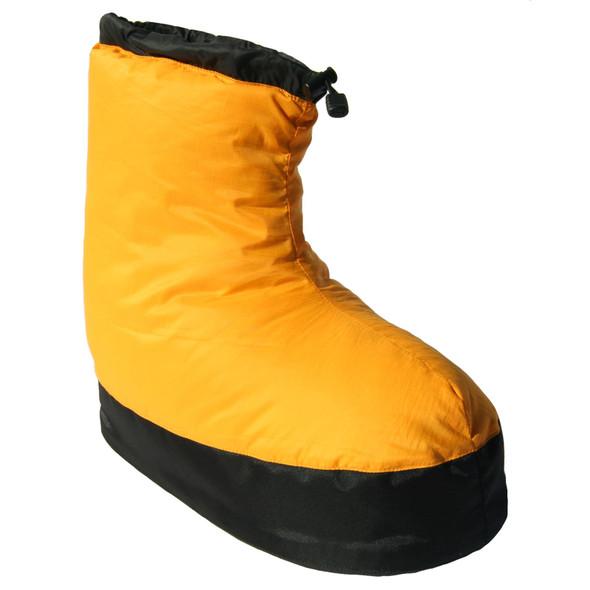 Western Mountaineering Standard Booties -  Yellow