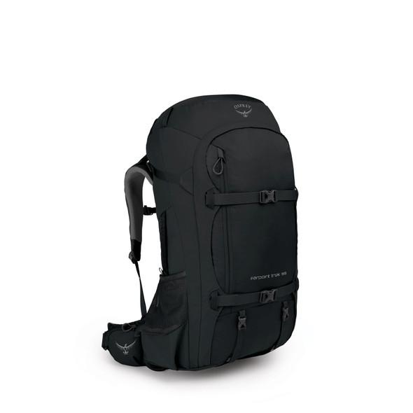 Osprey Farpoint Trek 55 Travel Pack - Black
