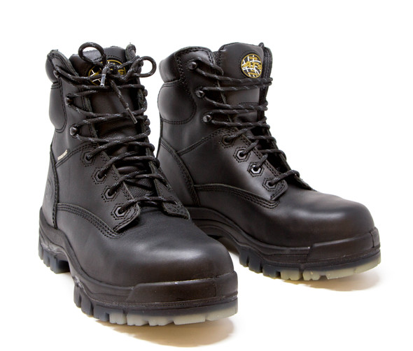"""Oliver 42 Series 6"""" Soft Toe Leather Work Boots - Men's"""