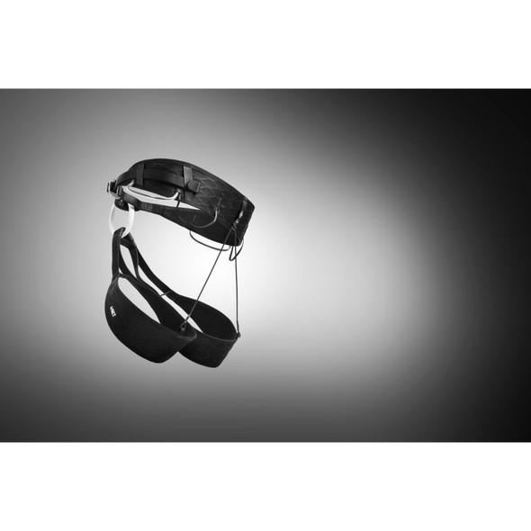 Black Diamond Airnet Harness - Men's - Black - White
