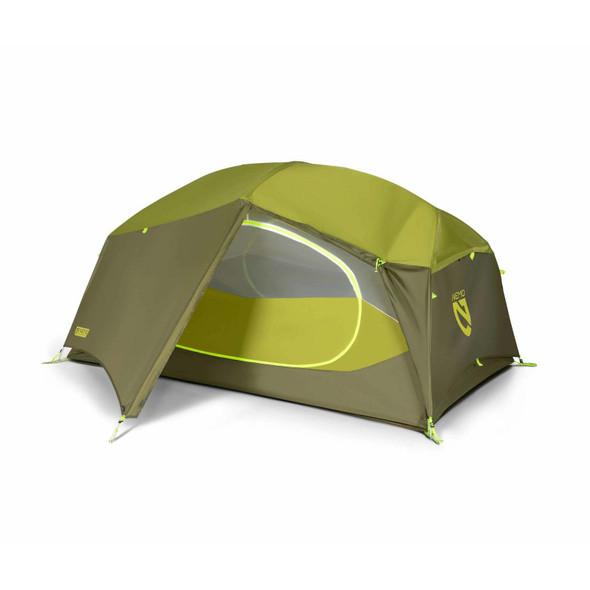Nemo Aurora 2 Person Backpacking Tent - Nova Green