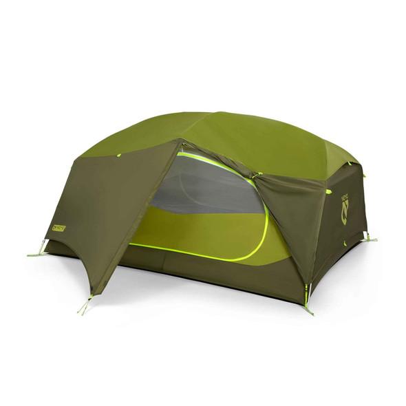 Nemo Aurora 3 Person Backpacking Tent  - Nova Green