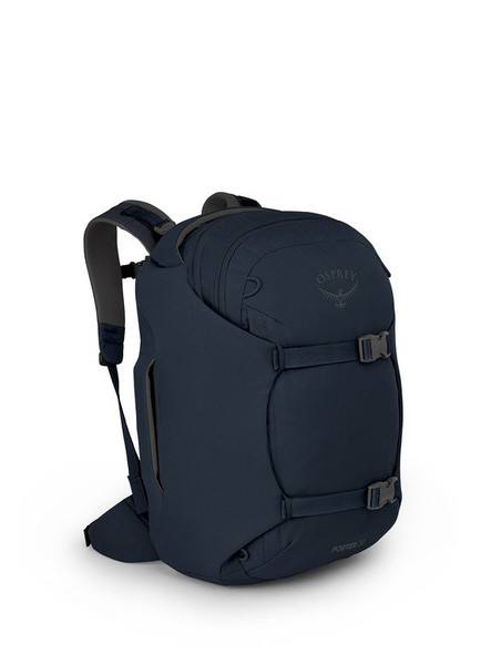 Osprey Porter 30 Travel Duffel Backpack - Black
