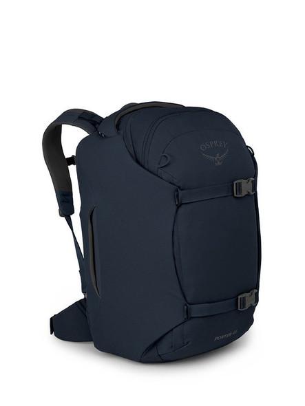 Osprey Porter 46 Travel Duffel Backpack - Petunia Blue