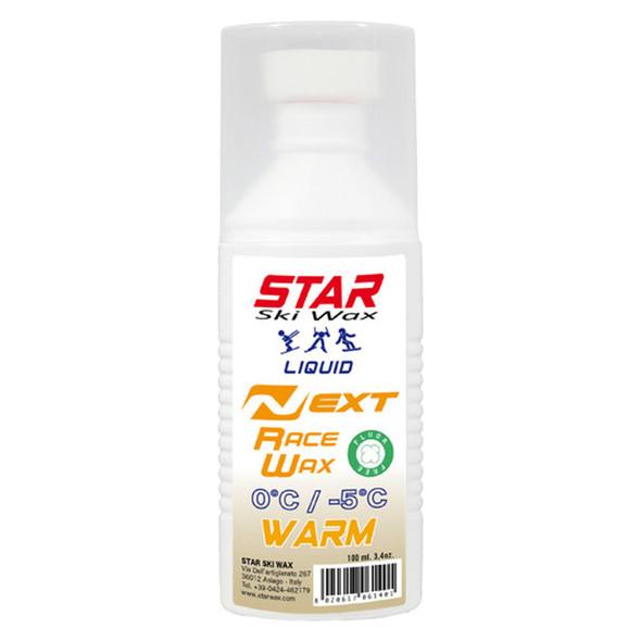 Star NEXT Warm Liquid Fluoro-Free Ski Glide Wax