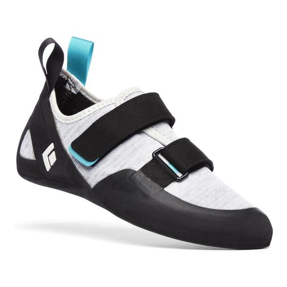 Black Diamond Momentum Climbing Shoes - Women's - Black/Alloy