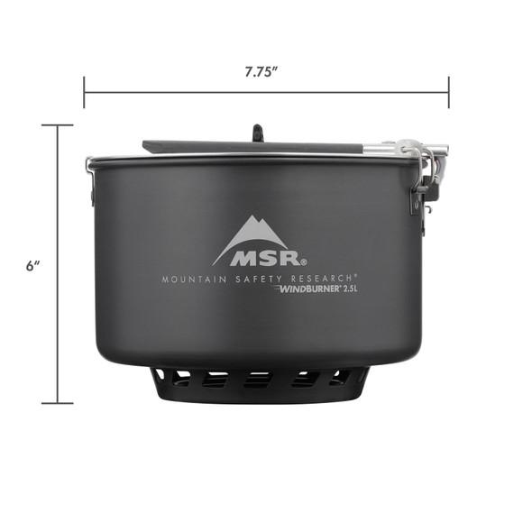MSR Windburner Group Cooking system