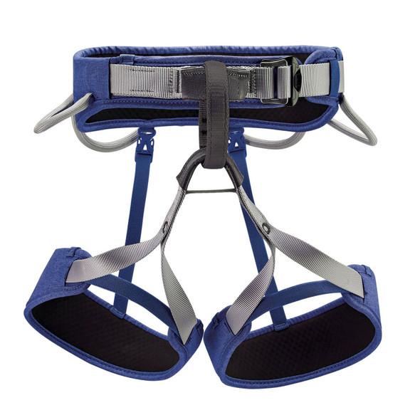 Petzl Corax LT Climbing Harness - Men's - Blue