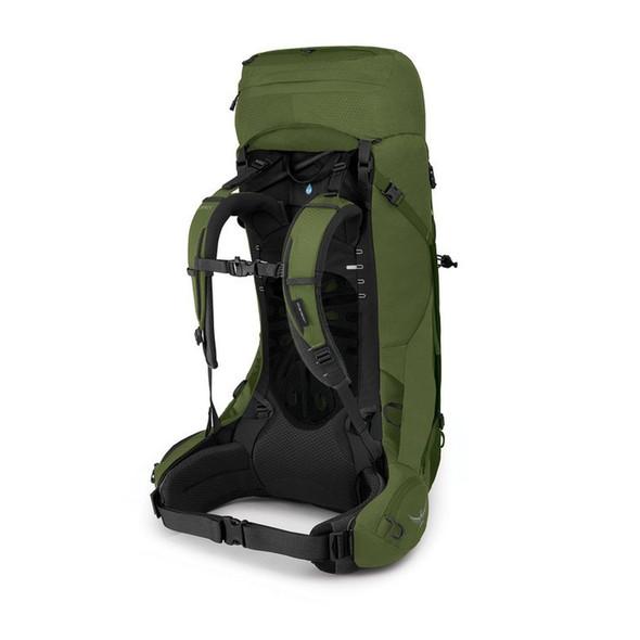 Osprey Aether 55L Backpack - Men's - Garlic Mustard Green