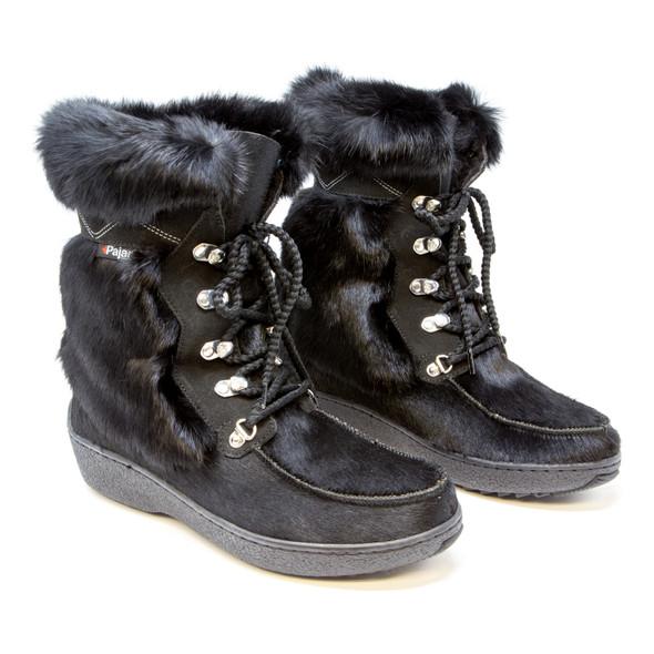 Pajar Bionda Boot - Women's - Black Rabbit
