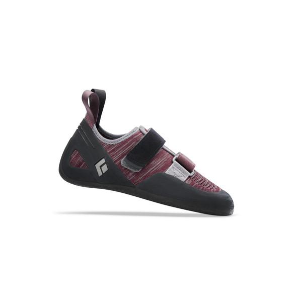 Black Diamond Momentum Velcro Climbing Shoe - Women's - Merlot