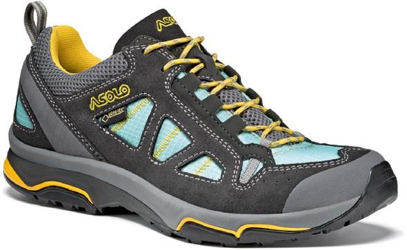 Asolo Megaton GV Hiking Shoes - Women's - Size 8 - Graphite - Open Box