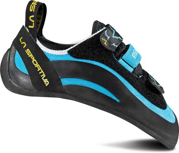 La Sportiva Miura VS Climbing Shoes - Women's - Size 6.5 - Blue - Open Box