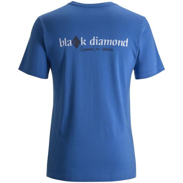 Black Diamond Diamond C Tee Shirt - Back