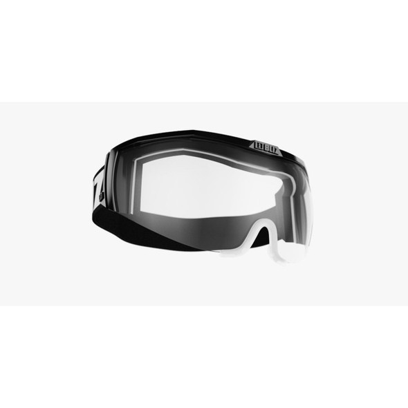 Bliz Eyewear Rush XT Visor - One Size - Black