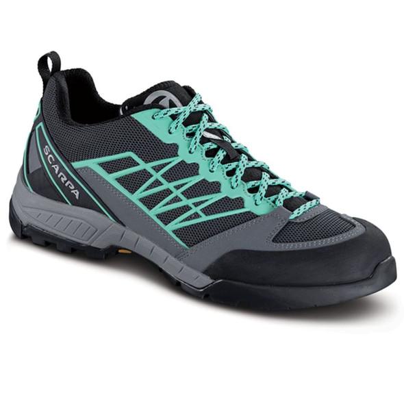 Scarpa Epic Lite Hiking Shoe - Women's - Dark Grey/Jade
