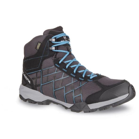 Scarpa Hydrogen Hike GTX Hiking Boot - Men's - Dark Grey/Lake Blue