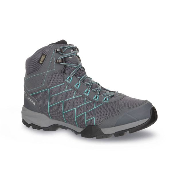 Scarpa Hydrogen Hike GTX Hiking Boot - Women's - Iron Grey/Lagoon