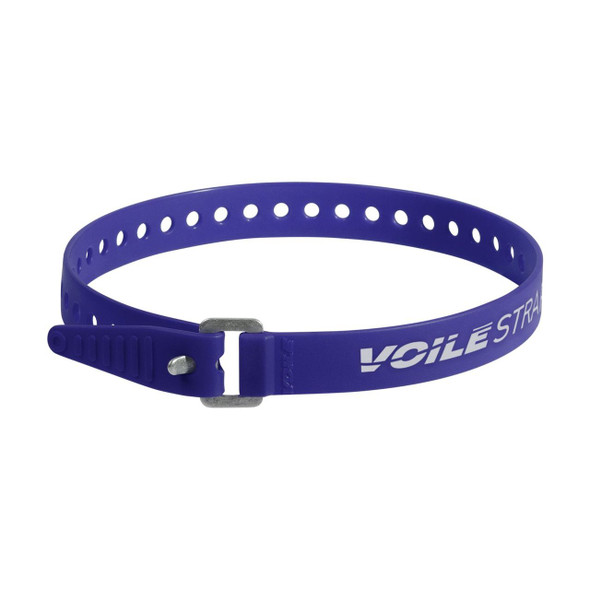 Voile 20in Strap w/ Aluminum Buckle - 20in - Blue