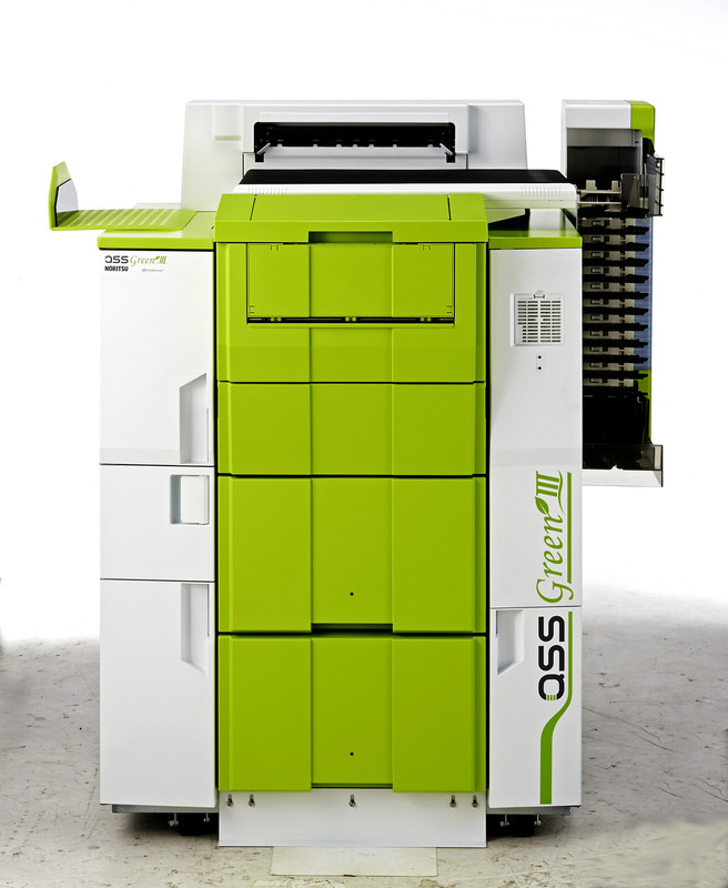 QSS Green III Inkjet Photo Printer