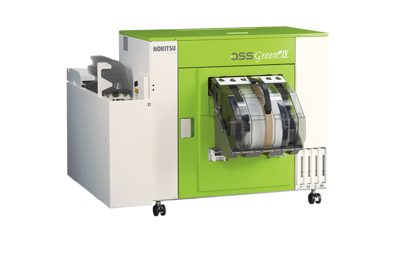 QSS Green IV Inkjet Printer